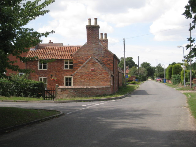 Marsh Lane, Laughterton