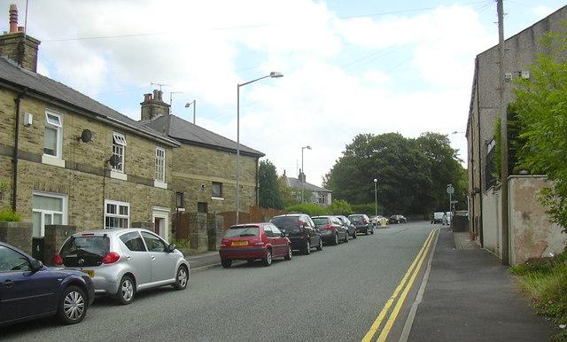Grange Lane, Accrington, Lancashire