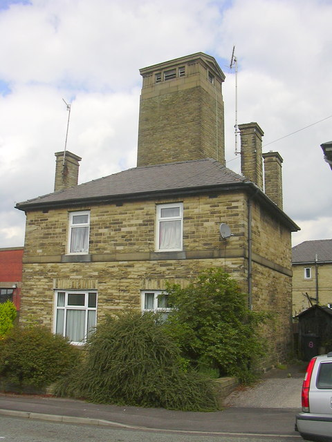 Old Accrington Fire Station Tower