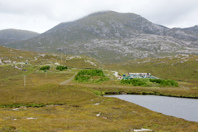 Lochan Beag, Amhuinnsuidhe