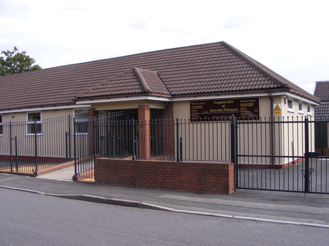Kingdom Hall Stourbridge