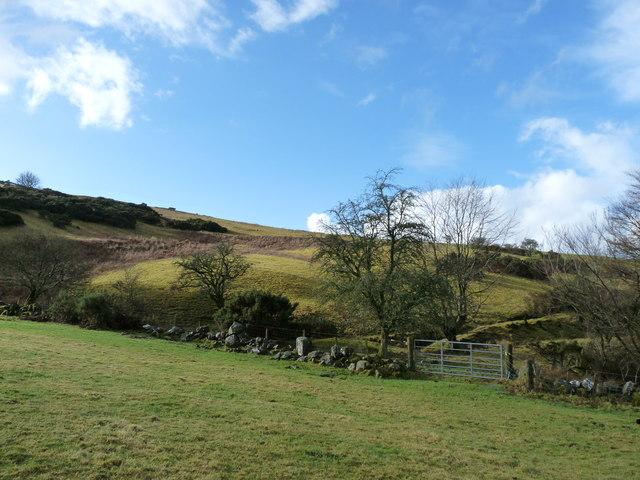 Pinwherry Hill