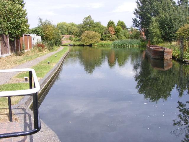 Stourbridge Canal View
