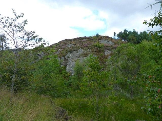 Rocky outcrop