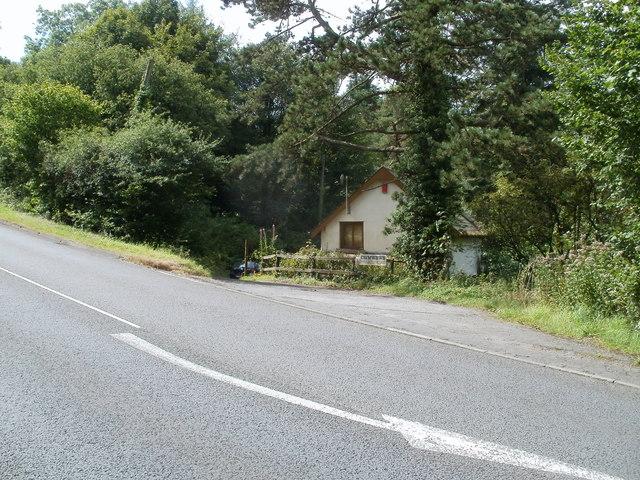 Cwmwbwb Lodge, Caerphilly