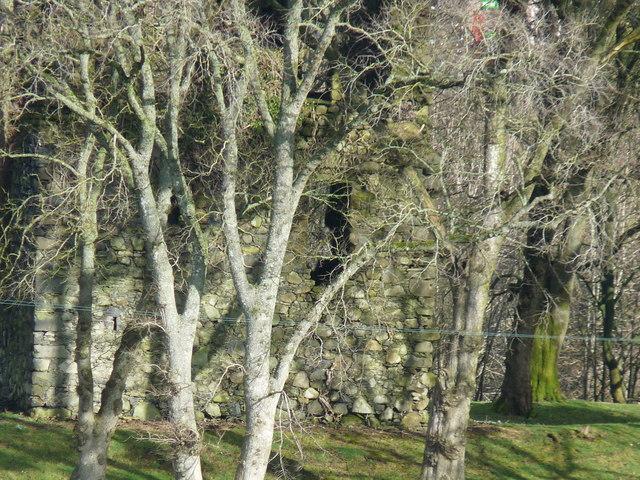 Pinwherry Castle