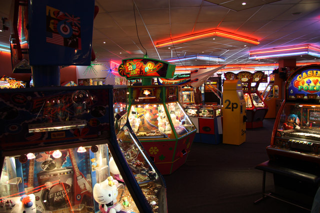 Amusement arcade