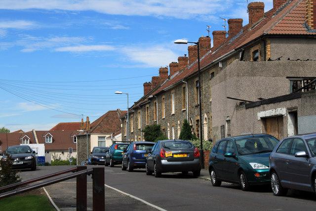 2011 : Poplar Road, Speedwell, Bristol