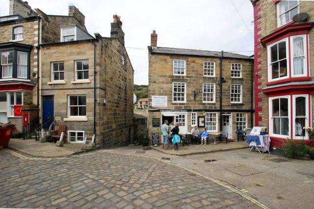 High Street, Staithes