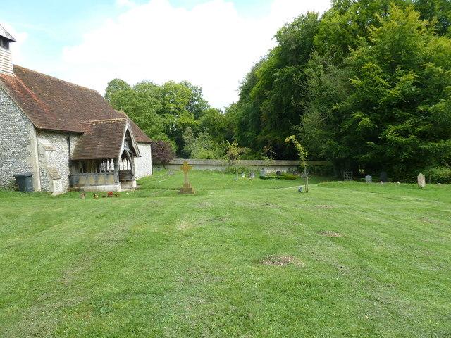Tunworth Churchyard (a)