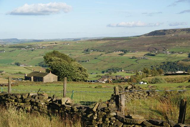 Blake Clough Farm