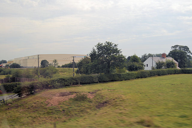Grocontinental factory at Whitchurch