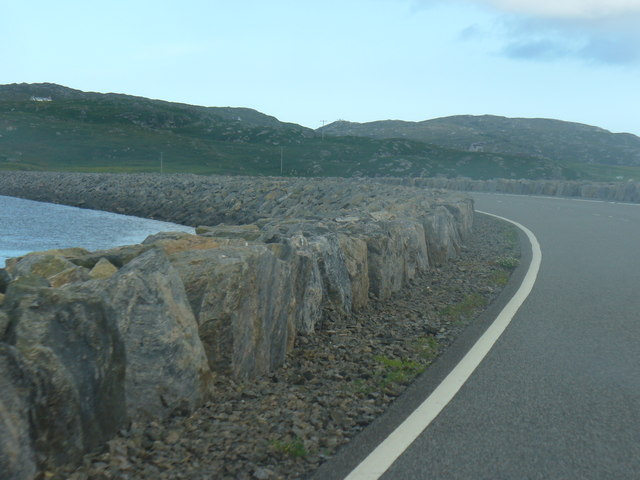 Eriskay Causeway / Cabhsair Eirisgeigh
