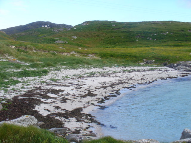 Northern Tip of Eriskay