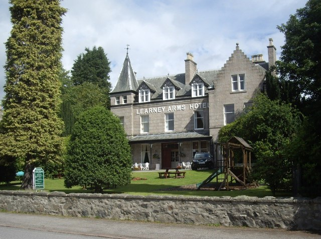 Learney Arms Hotel, Torphins