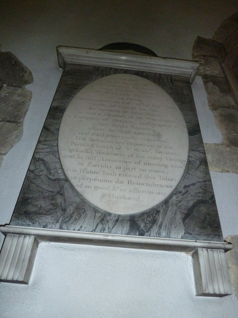 Holy Rood, Holybourne: memorial(2)