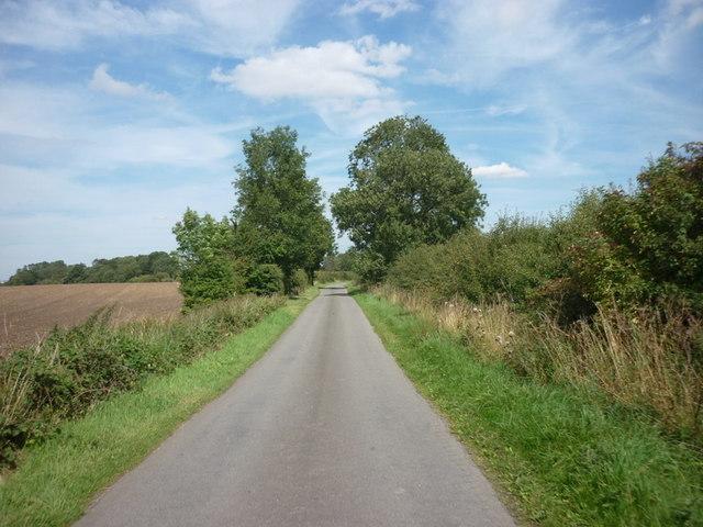 Carr Lane at Watton Carrs