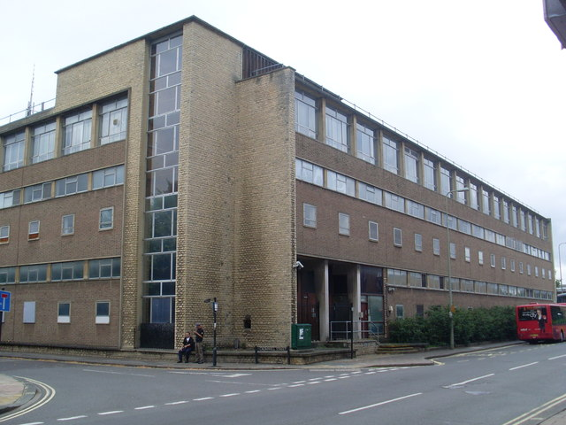 Central Telephone Exchange, Oxford (1)