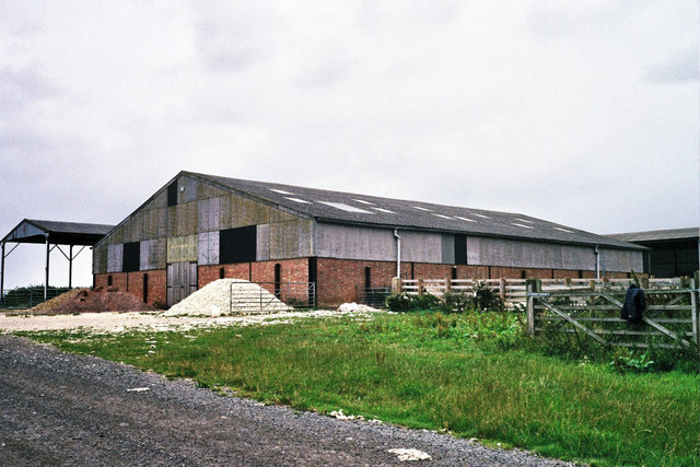 Barns on the corner