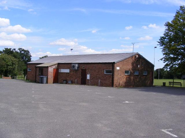 Grundisburgh Recreation Ground Pavilion