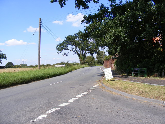 Ipswich Road, Grundisburgh