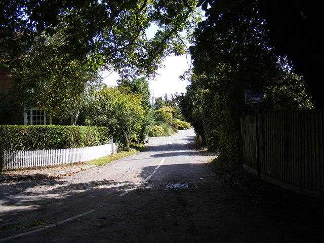 Half Moon Lane, Grundisburgh
