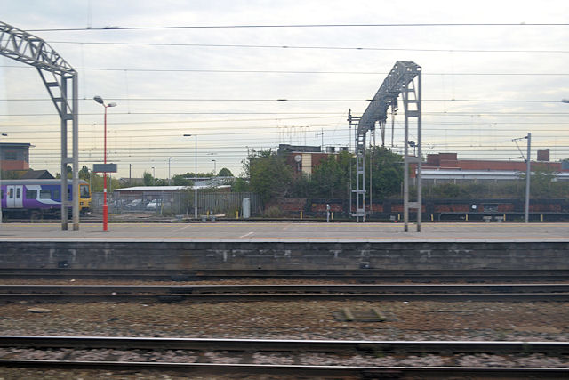 Crewe station north end