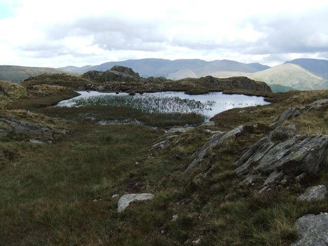 Ash Crags Tarn