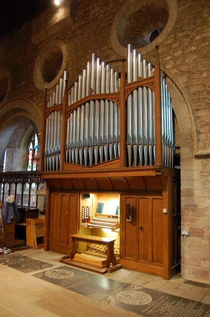 Ledbury Church Organ