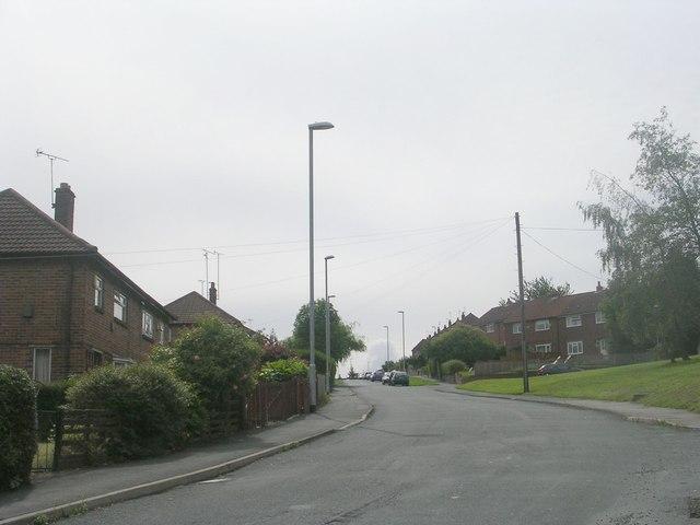 King George Road - Low Lane
