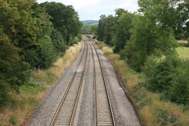 The Bristol to Birmingham line
