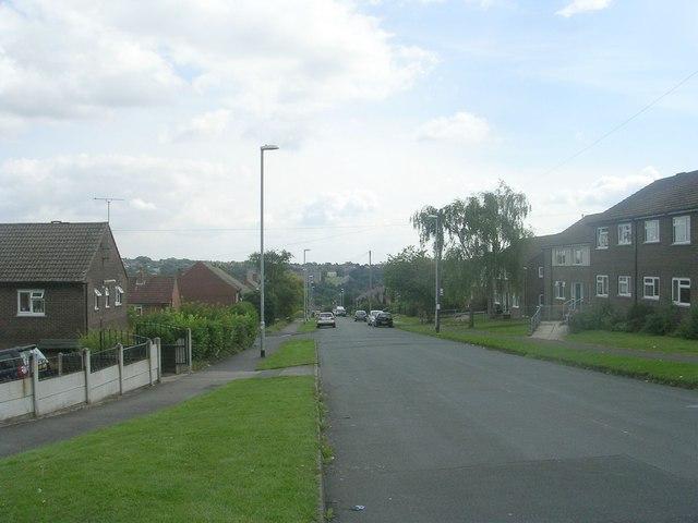 Springfield Mount - King George Road