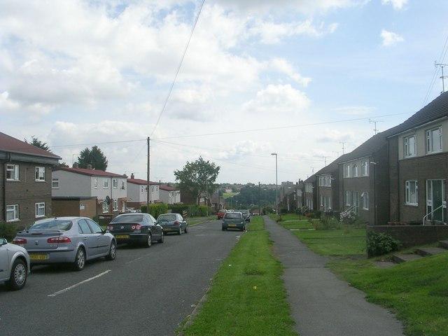 Broadgate Drive - KIng George Road