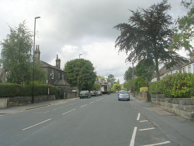 Broadgate Lane - viewed from King George Road