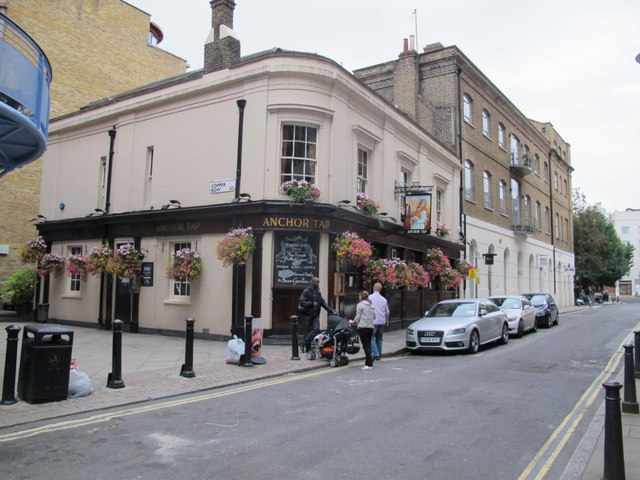 The Anchor Tap, Bermondsey
