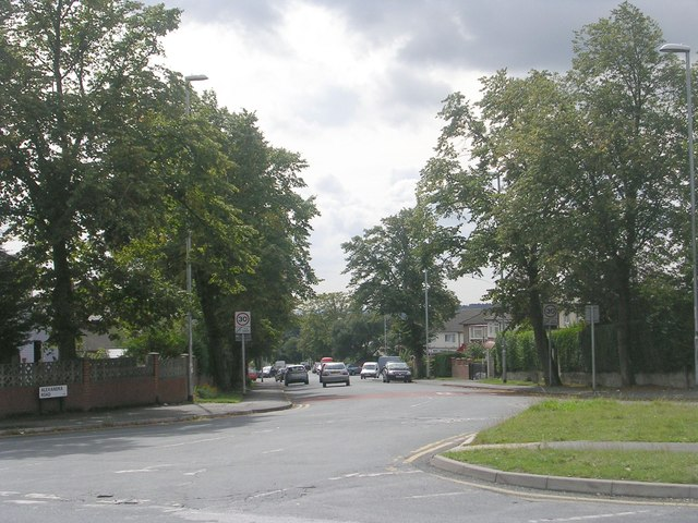 Alexandra Road - Broadgate Lane