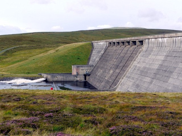 Cow Green Dam