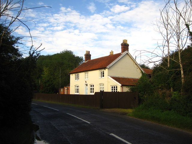 The former Clopton Crown pub