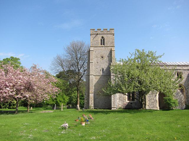 St Andrew's, West Wratting