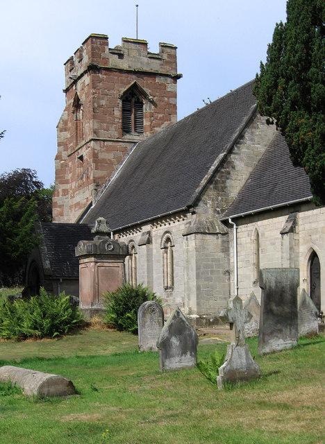 Stafford - Castle Church