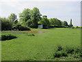 TL6149 : Small pond, West Wickham by Hugh Venables