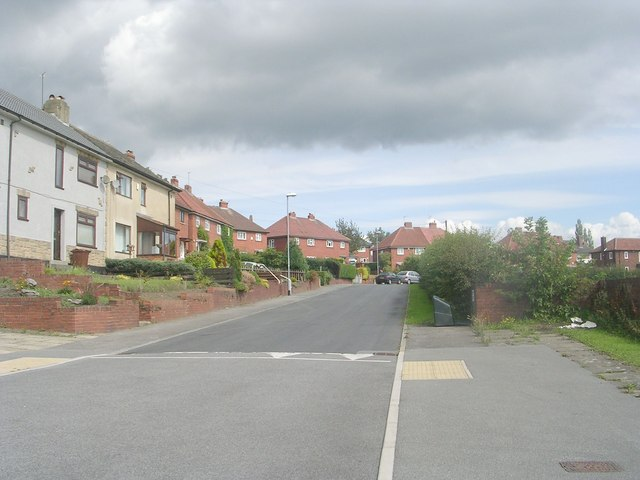 Recreation Ground - Drury Avenue