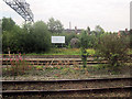 SJ7053 : Crewe Yard behind Gresty Road by John Firth