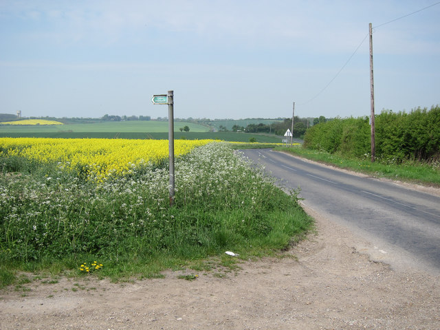 Road out of West Wickham