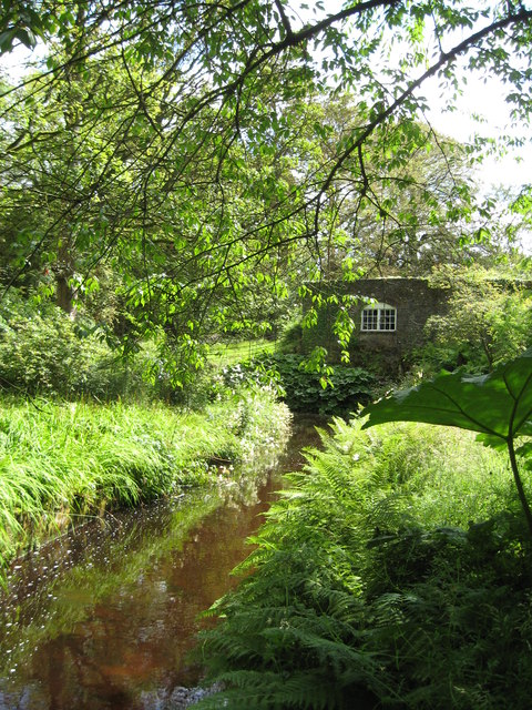 Geilston Burn