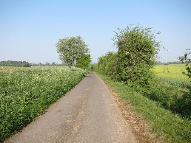 Westley Bottom Road