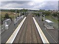 NS4764 : Paisley St. James railway station, looking North-West by Andrew Reid
