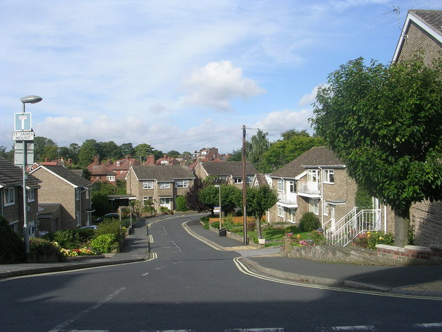St James Mount - Albemarle Road