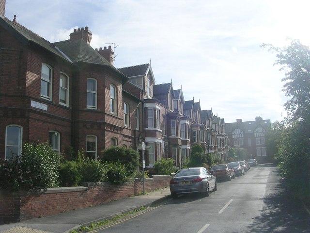 Telford Terrace - Albemarle Road