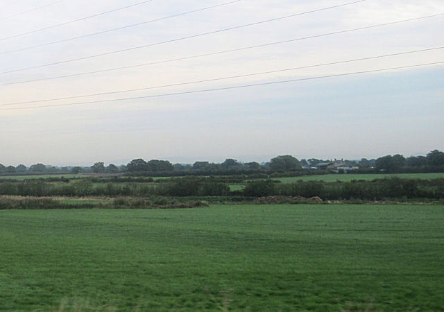 Farmland at Moss Field Farm